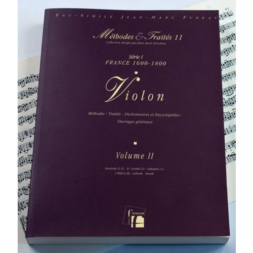 ANNE FUZEAU PRODUCTIONS LESCAT/SAINT-ARROMAN - METHODES ET TRAITES VOL.2 SERIE 1, FRANCE 1600-1800 - FAC-SIMILE FUZEAU