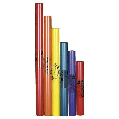 FUZEAU BOOMWHACKERS PENTATONIQUE - 6 NOTES