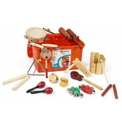 Conjunto de instrumentos