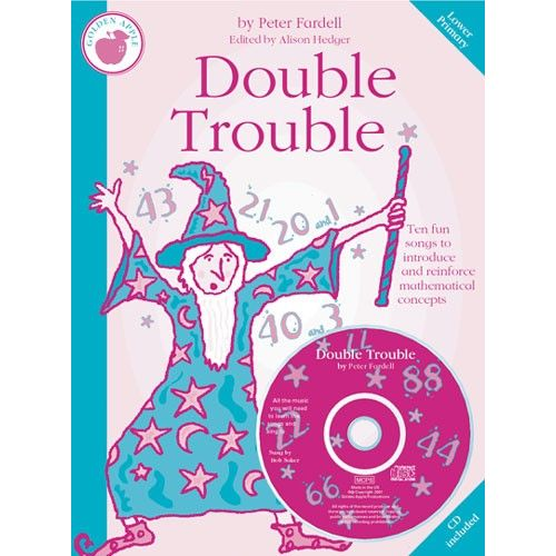 MUSIC SALES FARDELL PETER - DOUBLE TROUBLE - EDUCATION