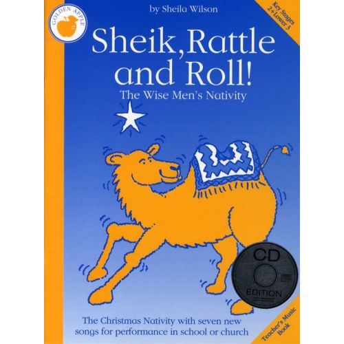 MUSIC SALES WILSON SHEILA - SHEIK RATTLE AND ROLL - CHORAL