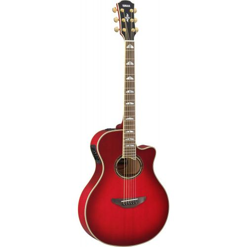 YAMAHA APX1000 CRIMSON RED BURST