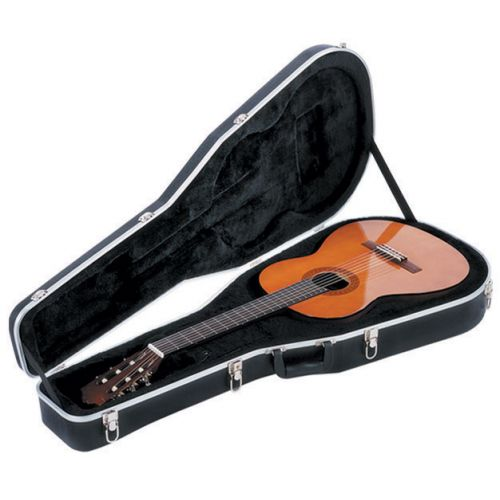 GATOR CASE FOR CLASSIC GUITARS BLACK ABS