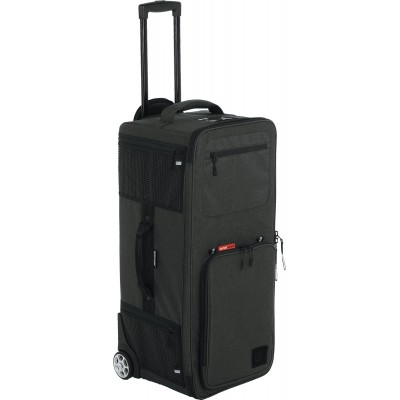 Video equipment bags and cases