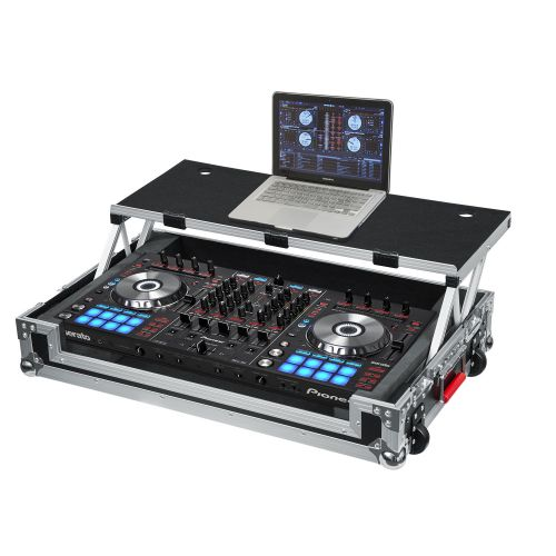 Sacs et flight-cases DJ