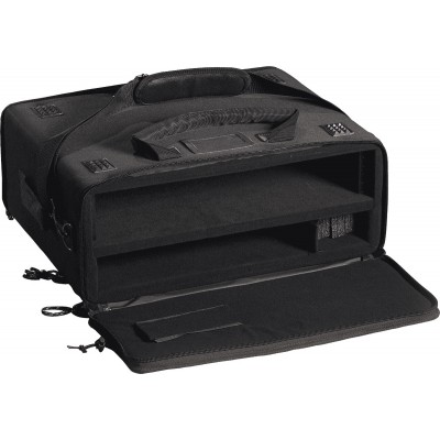 GATOR GSR2U PORTABLE COMPUTER PADDED BAG + 2U RACK CASE