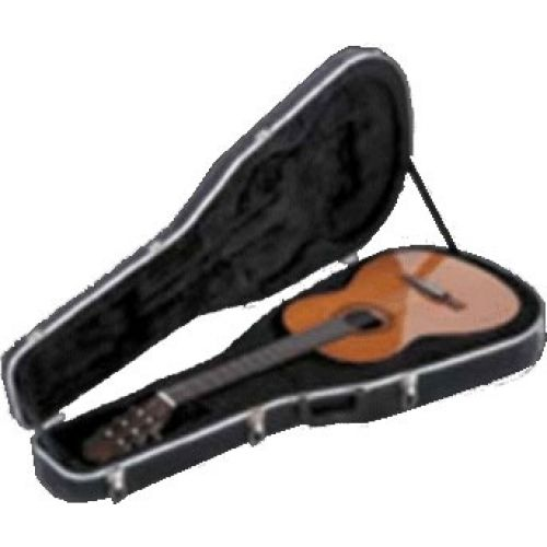 GATOR CASE FOR JUMBO GUITARS BLACK ABS