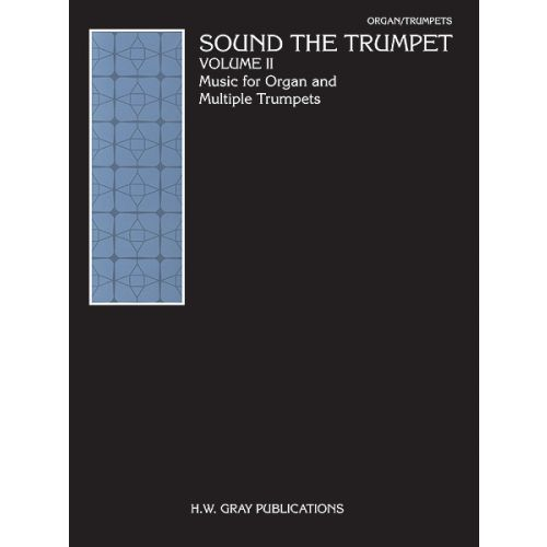 ALFRED PUBLISHING SOUND THE TRUMPET VOL 2 - ORGAN