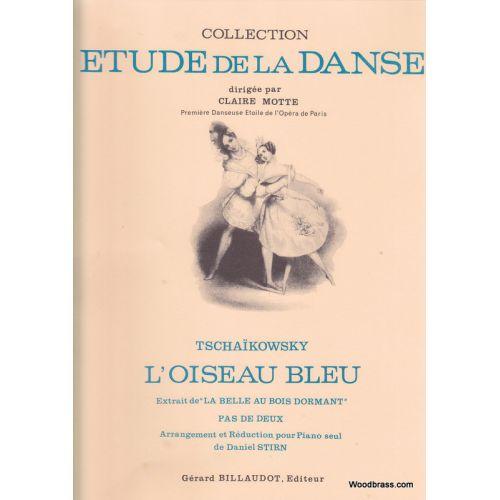 BILLAUDOT TCHAIKOVSKI P.I. - L'OISEAU BLEU - TIREE DE LA BELLE AU BOIS DORMANT - PIANO