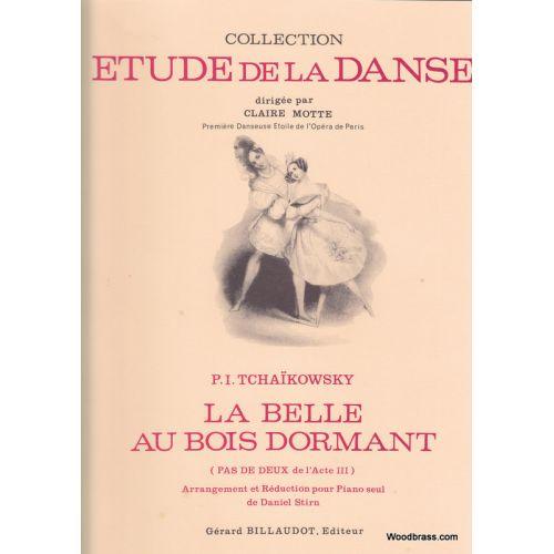 BILLAUDOT TCHAIKOVSKI P.I. - LA BELLE AU BOIS DORMANT - ACTE 3 - PIANO