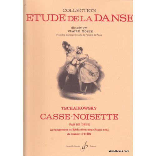BILLAUDOT TCHAIKOVSKI P.I. - CASSE-NOISETTE - PIANO