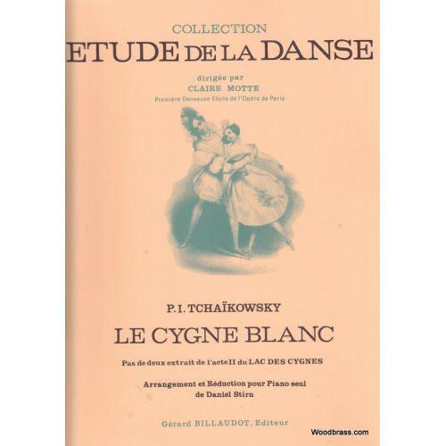 BILLAUDOT TCHAIKOVSKI P.I. - LE CYGNE BLANC PAS DE DEUX - ACTE 2 DU LAC DES CYGNES - PIANO