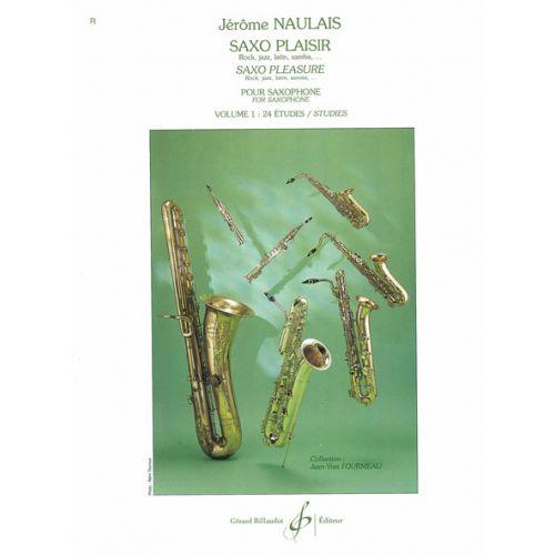 BILLAUDOT NAULAIS JEROME - SAXO PLAISIR VOL.1