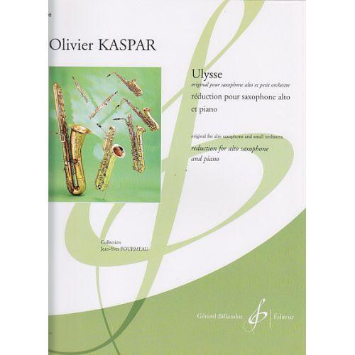 BILLAUDOT KASPAR OLIVIER - ULYSSE