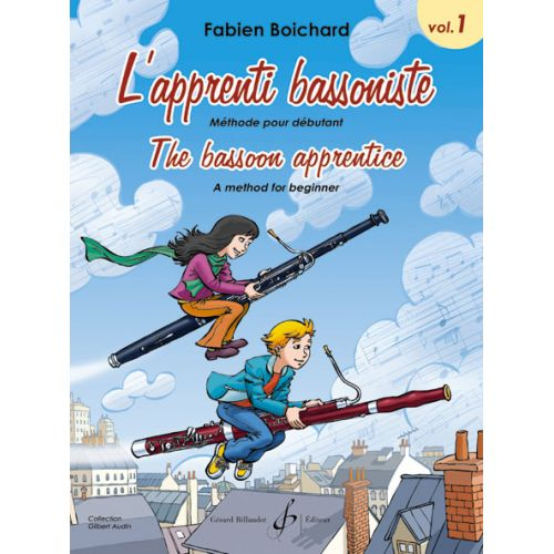 BILLAUDOT BOICHARD FABIEN - L'APPRENTI BASSONISTE VOL.1
