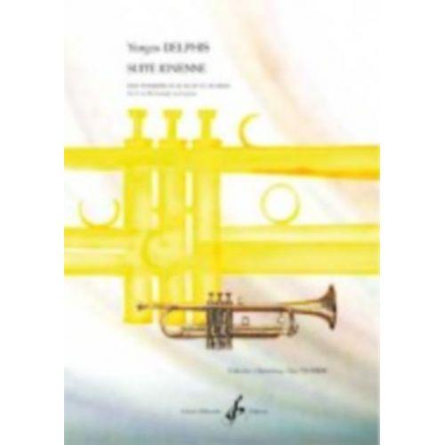 BILLAUDOT YORGOS DELPHIS - SUITE IONIENNE - TROMPETTE & PIANO