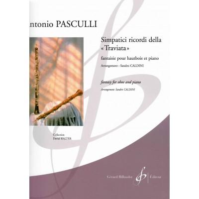 BILLAUDOT PASCULLI ANTONIO - SIMPATICI RICORDI DELLA