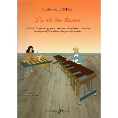 BILLAUDOT LENERT C. - LA CLE DES CLAVIERS