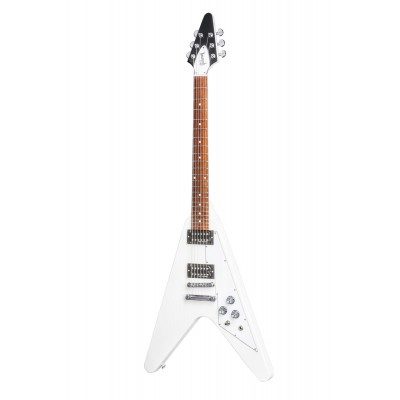 GIBSON FLYING V T 2017 ALPINE WHITE