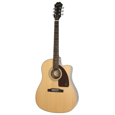 EPIPHONE MODERN AJ-210CE OUTFIT (INCL. HARD CASE) NATURAL