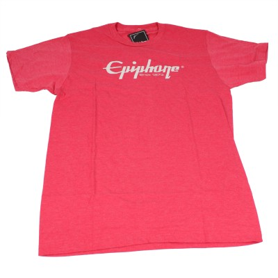 GIBSON LOGO T RED SMALL