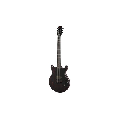 GIBSON MELODY MAKER SIGNATURE MICHAEL CLIFFORD JET BLACK CHERRY