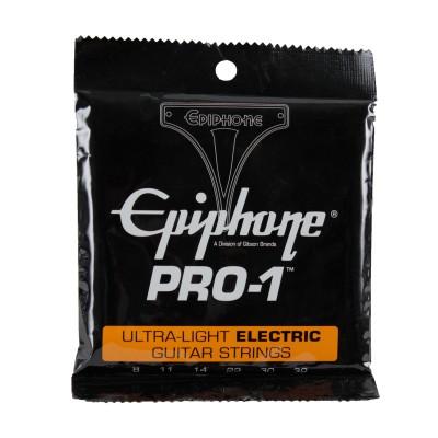 GIBSON GEAR PRO-1 ELECTRIC STRINGS 008-038