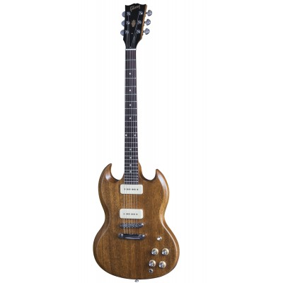 GIBSON SG NAKED 2016 LIMITED RUN WALNUT VINTAGE GLOSS