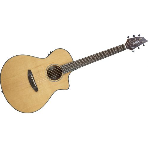 BREEDLOVE LINKSHAENDER PURSUIT WESTERN LH FISHMAN USB