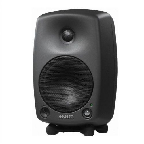 GENELEC  8030 WITH MORE INPUT / OUTPUT AES / EBU 8130APM