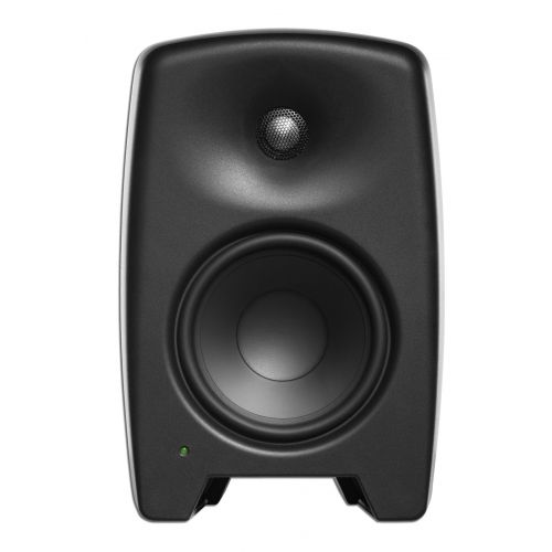 GENELEC STUDIO MONITOR BI- AMPLIFIED BLACK 30 W + 50 W M030AM