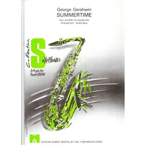 ROBERT MARTIN GERSHWIN G. - SUMMERTIME