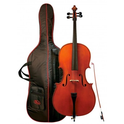 GEWA 3/4 CELLO OUTFIT SET IDEALE