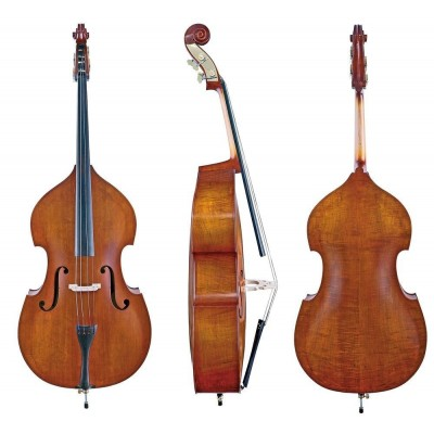 GEWA 1/2 DOUBLE BASS ALLEGRO - LAMINATED