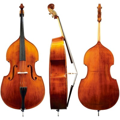 MEISTER RUBNER 4/4 DOUBLE BASS MODEL NO. 62 5-STRING