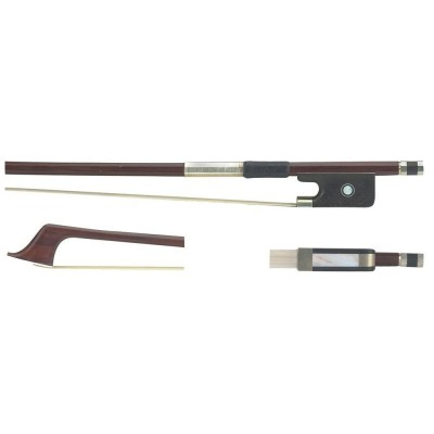 GEWA 1/2 CELLO BOW BRASIL WOOD STUDENT