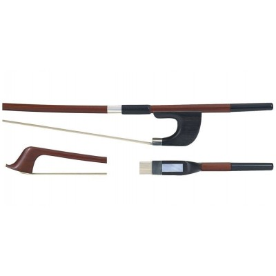 GEWA 1/4 DOUBLE BASS BOW BRASIL WOOD STUDENT