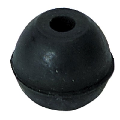 GEWA FLOOR PROTECTOR END PIN RUBBER ROUND
