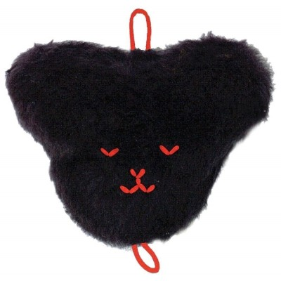 VIOKID 1/4-1/2 SHOULDER PAD BLACK/CORD RED -