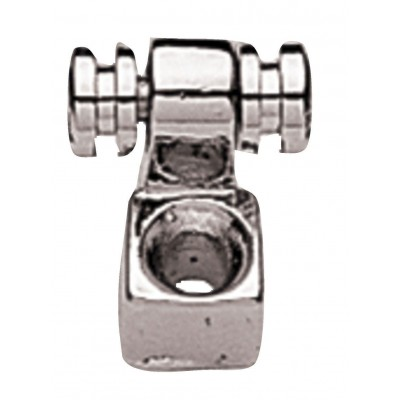 FIRE&STONE CHROME GUIDE / ROPE FLAP