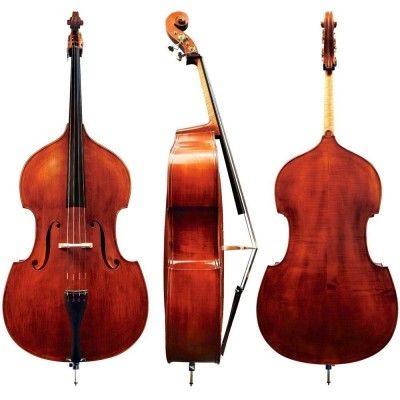MEISTER MICHAEL GLASS 4/4 DOUBLE BASS MODEL NO. 20