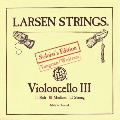 LARSEN STRINGS CORDE SOL 4/4 LARSEN