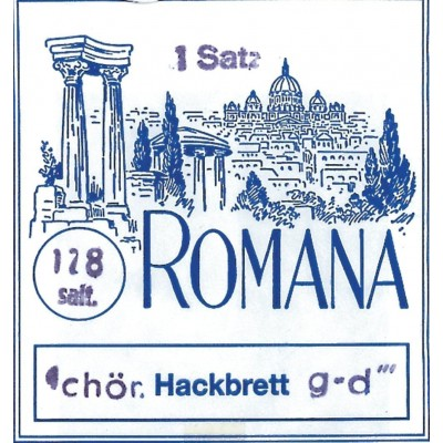 ROMANA CORDES TYMPANON LA27