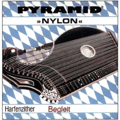PYRAMID PYRAMID HARP CITHARE/CITHARE NYLON RE 6 STRINGS.