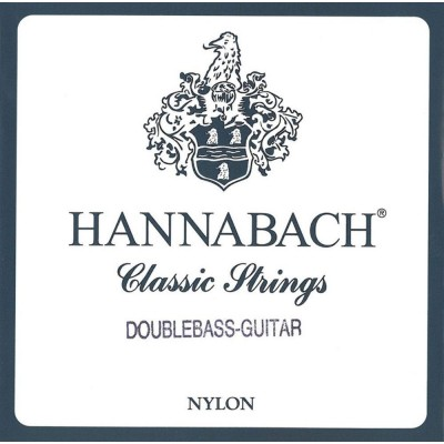 HANNABACH CLASSICAL GUITAR STRINGS SPECIAL SPECIAL SPECIAL MODEL SPECIAL 4 STRING SET