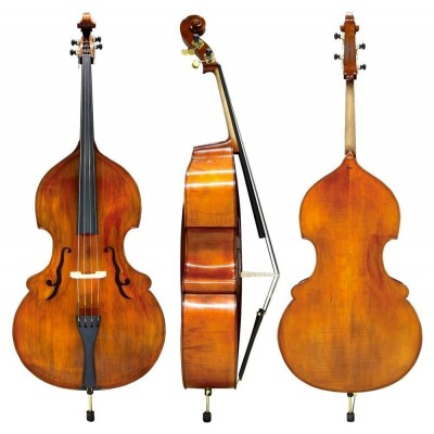 Acoustic double bass