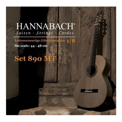 HANNABACH SERIES 890 1/8 SCALE: 44-48CM G3