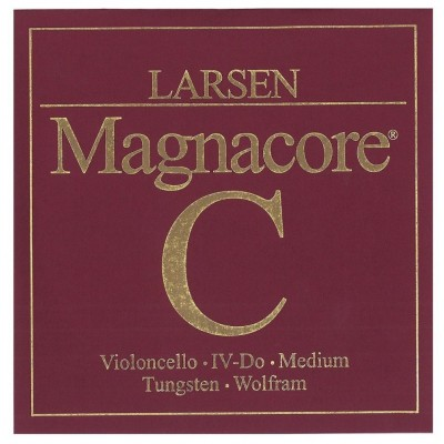 LARSEN STRINGS STRINGS FOR CELLOS MAGNACORE MEDIUM