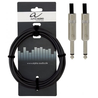 ALPHA AUDIO PRO LINE CABLE PATCH 0,15 M / QTY=5