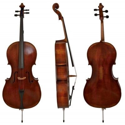 GEWA 4/4 CELLO 10 MODEL ROM ANTIQUE